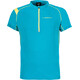 La Sportiva Advance Running T-shirt Men blue